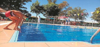 HUÉVAR DEL ALJARAFE – La natación sigue copando los focos