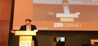 """Marín (C's) tras la contratación de Ballesteros: """"Las diputaciones son para pagar favores políticos"""""""