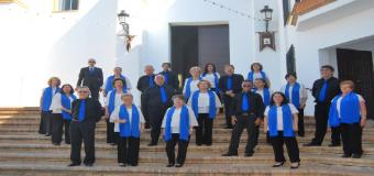 Con motivo de las Fiestas Patronales de Huévar, la Asociación Coral Villa de Paterna del Campo cantara en la Parroquia