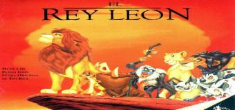 La obra  musical el Rey León se efectuara en Huévar del Aljarafe