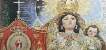 María Santísima de la Sangre vuelve a ser protagonista en Huévar del Aljarafe