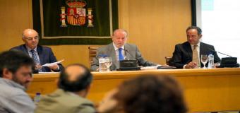 Queda aprobado por unanimidad los FEAR en el pleno de Diputación
