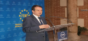 """Abel Caballero: """"Los Ayuntamientos ya tenemos datos para hacer presupuestos realistas"""""""