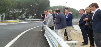 El Gobierno destaca que ha invertido 33,5 millones en la mejora de la A-49, en Sevilla