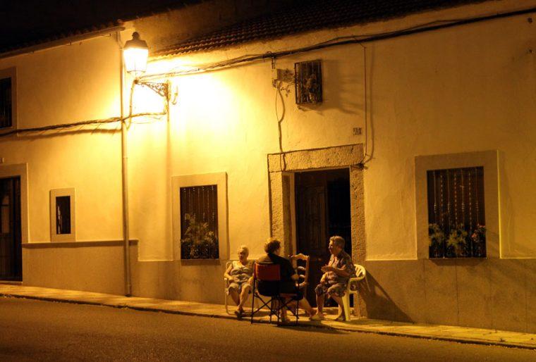 Fotografías tomadas por Jose Jurado en Villanueva del Duque (Córdoba) en verano de 2011