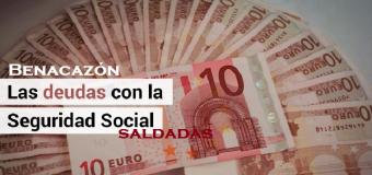 El Ayuntamiento de Benacazón salda su deuda con la Seguridad Social