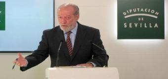 La Diputación de Sevilla ingresará a los ayuntamientos 45 millones de euros del FEAR 2016, a principios de noviembre