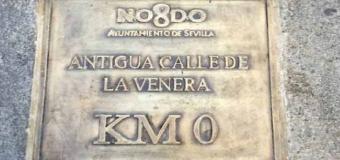 ¿Dónde está el 'Kilómetro 0' de Sevilla?