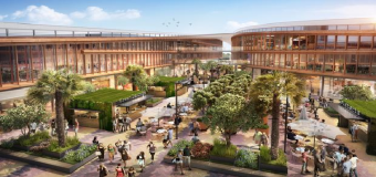 Comienzan las obras para el nuevo centro comercial junto a la Torre Sevilla, que abrirá el próximo 2017