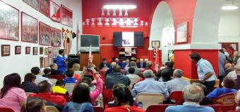 XVII Aniversario de la Peña Sevillista de Huévar