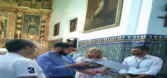 HUÉVAR – Emotivo agradecimiento por la solidaridad de Isi Borrego
