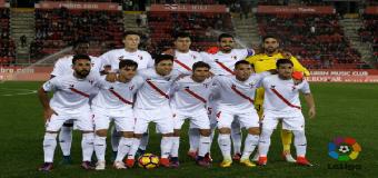 RCD Mallorca 2-2 Sevilla Atlético con un espectacular Alejandro Pozo