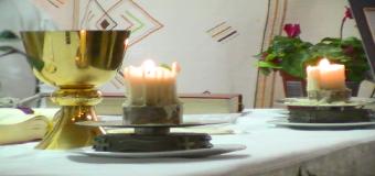 Misa en la Residencia Bueno Moreal de Huévar del Aljarafe