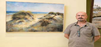El Hervense Antonio Moreno Galeano gana la décima cuarta edición del certamen de pintura del Colegio de Farmacéuticos de Sevilla
