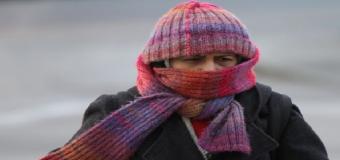 Una masa de aire polar entrará el sábado en España y provocará un brusco descenso de las temperaturas
