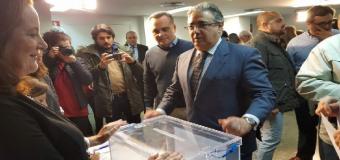 Maria Eugenia Moreno es elegida en Huévar tras el 18 congreso de las agrupaciones del PP