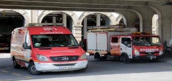 Los bomberos de la provincia contarán con 25 nuevos vehículos