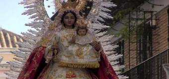 Profanan a la Virgen de Belén de Palma del Río