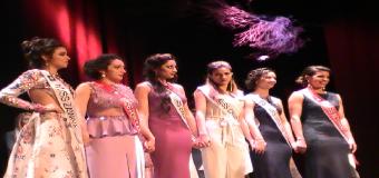 Gemma Bejarano gana Miss Popular en el certamen Miss Aznalcollar 2017