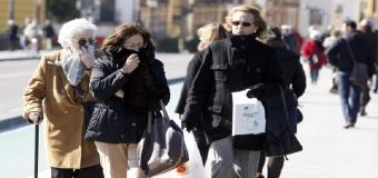Una ola de frió llegara a Sevilla este fin de semana