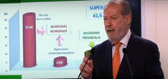 Villalobos señala que los ayuntamientos ya no serán excluidos de los planes provinciales por sus deudas