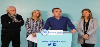 El PP avisa de que la deuda de la Junta con los ayuntamientos por la Patrica supera ya los 163 millones