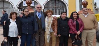 Un cuarto de siglo labrando tortas de Inés Rosales en Huévar del Aljarafe