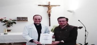 El que fuera parroco de Huévar Ángel Puentes será el pregonero del costalero en Valdepeñas