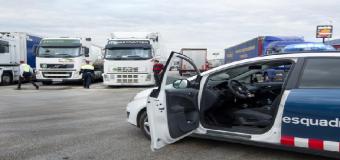 Denuncian a un camionero de Pilas por casi sextuplicar la tasa de alcoholemia en Girona