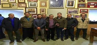 La Agrupación Musical Santa María de Arahal tocara el Martes Santo en Huévar