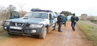 La Guardia Civil busca en el Aljarafe a presuntos secuestradores de niños