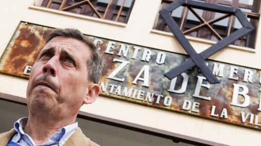 El alcalde de Pilas, José Leocadio Ortega- EFE