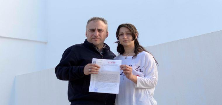 Jose María y Reyes, los padres del menor al que supuestamente intentaron secuestrar el pasado 5 de marzo en Bollullos