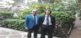 COLEGIO EL BUEN PASTOR – Ignacio Meana medalla de Bronce de matemáticas