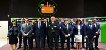 La Junta destaca el valor estratégico de la logística al visitar el centro de distribución de Mercadona en Huévar