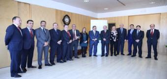 Diputación y Opaef vuelven a garantizar los anticipos