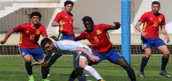 España no puede con Inglaterra