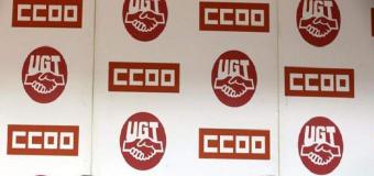 UGT del Ayuntamiento de Huévar en pie de guerra contra CCOO