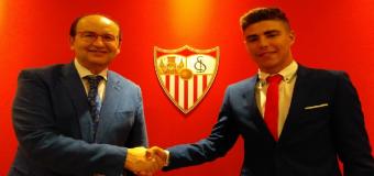 Alejandro Pozo amplía contrato hasta 2020