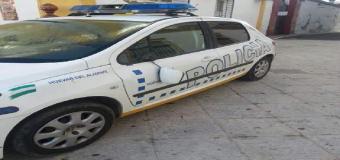 HUÉVAR – Actos de vandalismo contra vehículos de la Policía Local