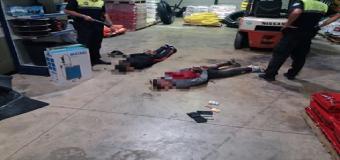 ALMONTE – La Policía Local detiene a dos individuos que pretendían robar en una nave
