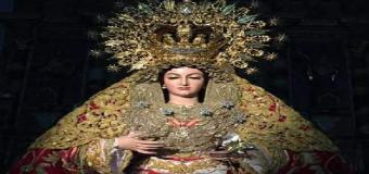 La Virgen de la Soledad saldrá de Gloria por las calles de Huévar