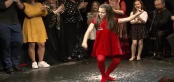 Un vídeo de una niña de Utrera bailando por bulerías supera los 16 millones de visitas en la red