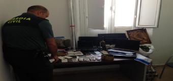 Desmantelados cuatro puntos de venta de droga y seis detenidos en Pilas y Villamanrique (Sevilla)