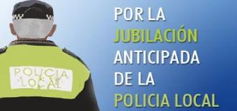 Las Policias Locales ya tienen el Real Decreto que regula la jubilación anticipada