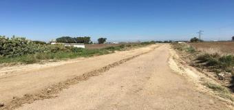 Convenio para la mejora de los caminos rurales por 106 millones de euros