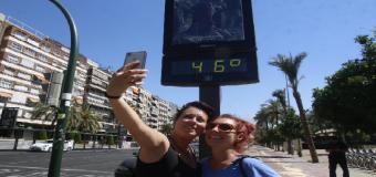 ¡Aviso especial: así va a ser la ola de calor! ¡Más de 46ºC!