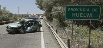 Muere un joven de 21 años en un accidente múltiple en la carretera Pilas-Hinojos