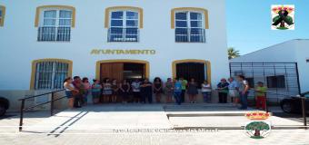 Concentración ante la Diputación y en los municipios de la provincia en repulsa a los atentados