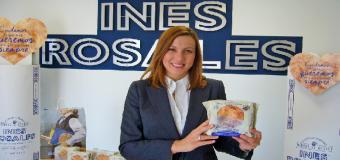 """Ines Rosales en la II Edición de la promoción """"Viva España"""""""